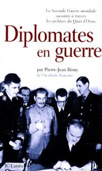 Diplomates en guerre
