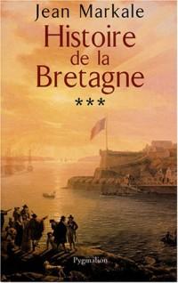 Histoire de la Bretagne, tome 3