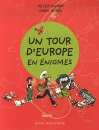 Un tour d'Europe en énigmes