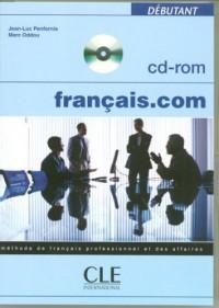 Cd-rom francais.com, niveau débutant
