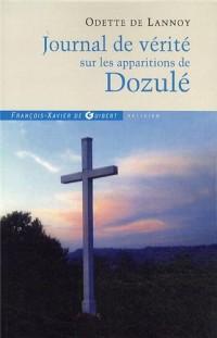 Journal de vérité sur les apparitions de Dozulé