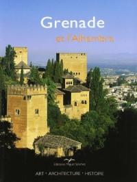 Grenade et l'alhambra