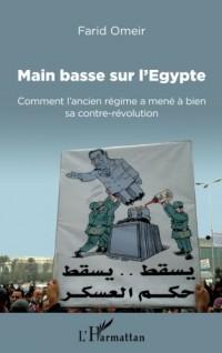 Main basse sur l'Egypte: Comment l'ancien régime a mené à bien sa contre-révolution