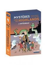 Coffret trilogie Mystères dans les Highlands