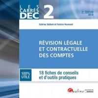DEC 2 : Révision légale et contractuelle des comptes
