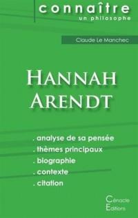 Comprendre Hannah Arendt : Analyse complète de sa pensée