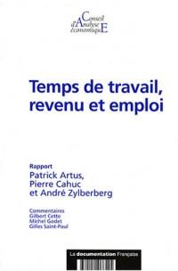 Temps de travail, revenu et emploi (CAE n.68)