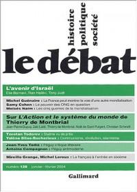 Le Débat, numéro 128, janvier-février 2004