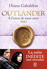 Outlander, Tome 8 : A l'encre de mon coeur : Partie 1 [Poche]