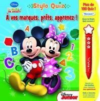 La maison de Mickey : A vos marques, prêts, apprenez !