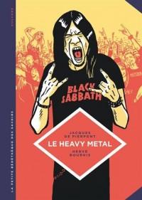 La petite bédéthèque des savoirs, Tome 4 : Le heavy metal, de Black Sabbath au Hellfest