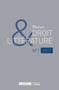 Droit & littérature