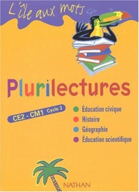 Plurilectures CE2-CM1