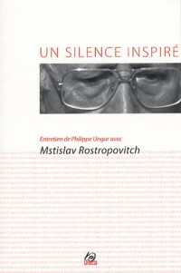 Un silence inspiré (1CD audio)