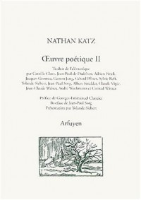 Oeuvre poétique, tome 2
