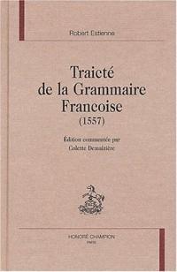 Traicté de la grammaire francoise (1557)