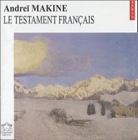 Le Testament français (coffret 8 CD)