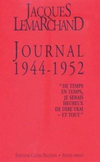 Journal 1944-1952