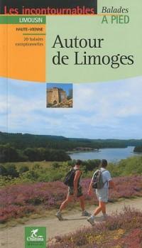 Autour de Limoges : Balades à pied