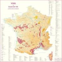 Vins et Eaux de Vie Aoc en France