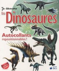 Dinosaures (Autocollants Je Découvre)