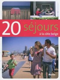 20 séjours à la Côte belge