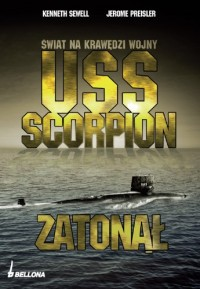 USS Scorpion zatonal