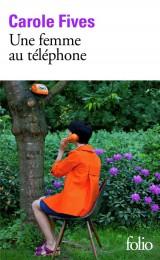 Une femme au téléphone [Poche]
