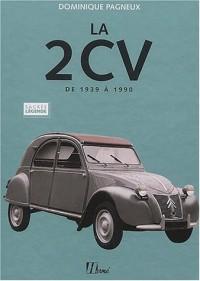 La 2CV de 1939 à 1990