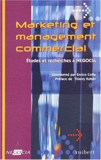 Marketing et management commercial : Etudes et recherches à NEGOCIA