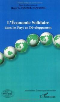 L'économie solidaire : Dans les Pays en Développement