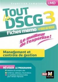 Tout le DSCG 3 - Management et contrôle de gestion
