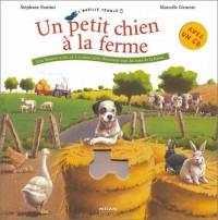 Un petit chien à la ferme. Avec CD audio