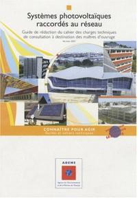 Systèmes photovoltaïques raccordés au réseau