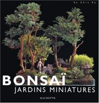 Bonsaï : Jardins miniatures