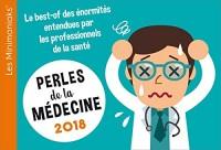 CALENDRIER - Minimaniak Perles de la médecine 2018