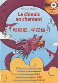 Le chinois en chantant (1CD audio)