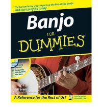 [ BANJO FOR DUMMIES BY EVANS, BILL](AUTHOR)PAPERBACK