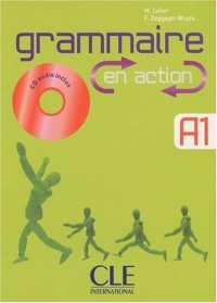 Grammaire en action A1 (1CD audio)