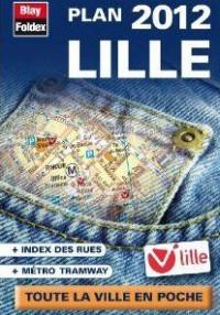 Lille Plan de Poche 2012