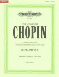 Impromptus: Für Klavier zu zwei Händen