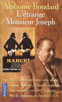 L'étrange Monsieur Joseph