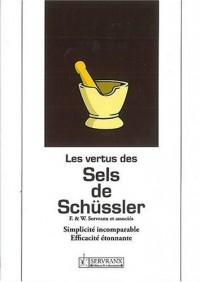 Vertus des sels de Schussler