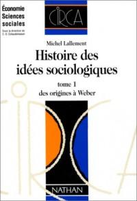 Histoire des idées sociologiques