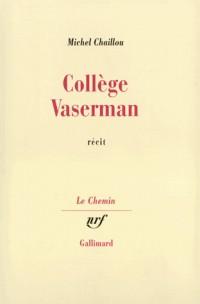 Collège Vaserman