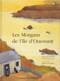 Les Morgans de l'île d'Ouessant