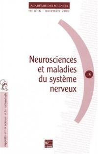 Neurosciences et maladies du système nerveux