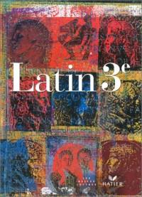 Latin, 3e