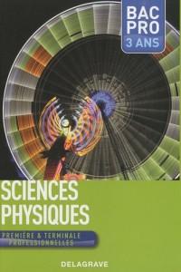 Sciences physiques 1ere et Tle bac professionnelles