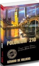 SAS 167 Polonium 210 - Edition Collector [Poche]